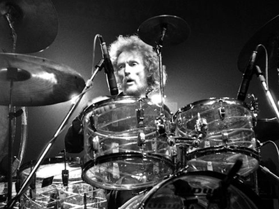 Perfect Sound Forever Ginger Baker Pioneer And Innovator