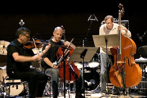 Perfect Sound Forever Masada String Trio