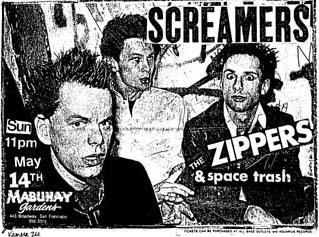 Black Screamers & Creamers