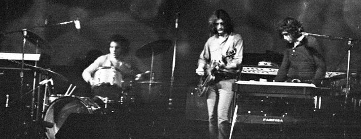 Perfect Sound Forever: New York Rock and Roll Ensemble, Manos Hadjidakis