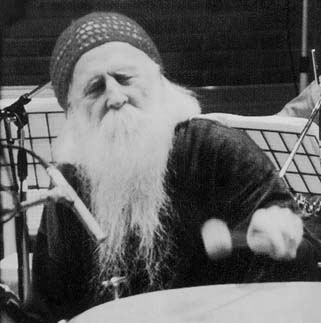 Moondog interview- Perfect Sound Forever